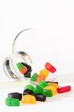Candy gel. Royalty Free Stock Image