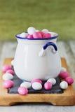 Candy glaze stock photos