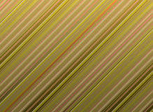 Candy gold. Diagonal golden stripes ideal as a background with copy space Royalty Free Stock Images