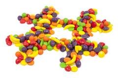 Candy Hashtag Fotografia Stock
