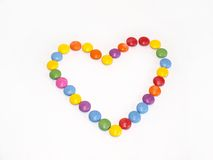 Free Candy Heart Stock Image - 12991521