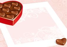 Candy Heart Royalty Free Stock Photography