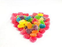 Candy Heart Royalty Free Stock Photo