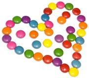 Candy heart Stock Photos