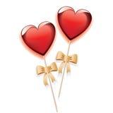 Candy-hearts Royalty Free Stock Photos