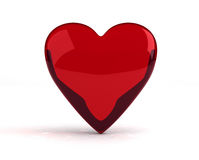 Candy Hearts royalty free stock photos