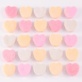 Candy Hearts Pastel Royalty Free Stock Images