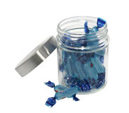 Candy jar Stock Photos