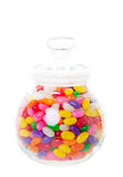 Jelly Bean Jar Royalty Free Stock Photo