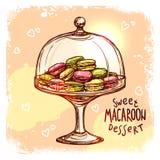 Candy Jar Sketch Royalty Free Stock Photos
