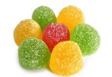 Candy jujube Royalty Free Stock Photos