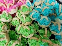 Candy Kraechgasida, Thai desserts. Sweet Candy Kraechgasida, Thai desserts royalty free stock image
