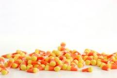 candy kukurydzę białe tło Zdjęcia Royalty Free