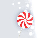 Candy lollipop Stock Photos