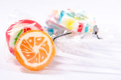 Candy lollipops. Stock Photography