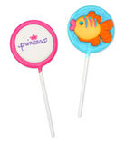 Candy Lollipops Stock Photos