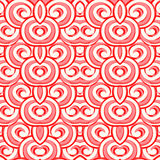 Candy lollipops seamless pattern Stock Images