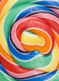 Candy lolly pop. Abstract background Stock Images