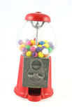 Candy machine. Old candy dispensing machine full of bubble gum Royalty Free Stock Images