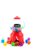 The candy machine toy no 2 Royalty Free Stock Images
