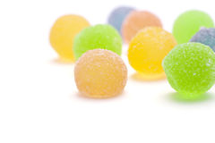 Candy macro Royalty Free Stock Images