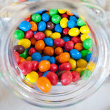 colorful candies Stock Photos