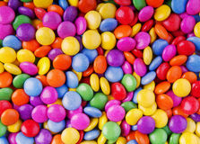 Candy. Many colorful candy as background stock image