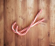 Candy merry christmas Royalty Free Stock Photos
