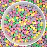 Candy Mints Royalty Free Stock Photography