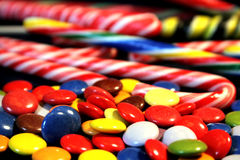 Candy-mix Stock Images