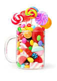 Candy mix Stock Images