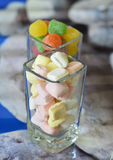 Candy mix. Royalty Free Stock Photo