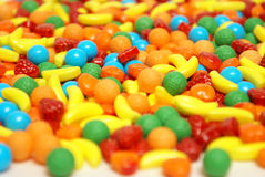 Candy Mixture Stock Images