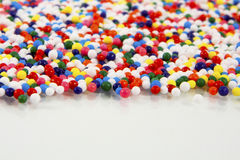 Candy Nonpareils Royalty Free Stock Photography