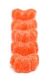 Candy Orange Slices Royalty Free Stock Image