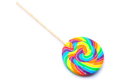Candy pop. Tasty and sweet. usually for kids Stock Photo