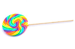 Candy pop. Tasty and sweet. usually for kids Royalty Free Stock Photography