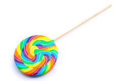 Candy pop. Tasty and sweet. usually for kids Stock Image