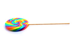Candy pop. Tasty and sweet. usually for kids Stock Photography