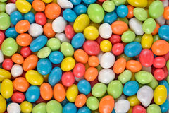Candy sea pebbles background Royalty Free Stock Image