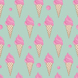 Candy  seamless pattern background Stock Image