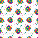 Candy senza cuciture Immagine Stock