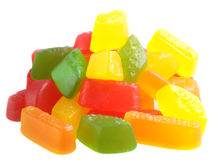 Candy series Royalty Free Stock Image