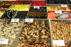 Candy shop Royalty Free Stock Image