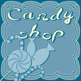 Candy shop Stock Photo