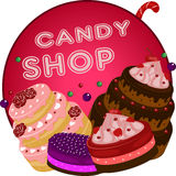 Candy shop Royalty Free Stock Photo