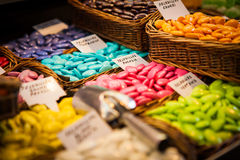 Candy shop Royalty Free Stock Images