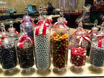 Candy Shop Stock Photography