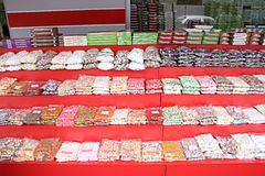 Candy Shop,Konya,Turkey Royalty Free Stock Photos