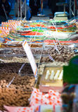 Candy shop, sweet shop. Backgraond image Stock Photo